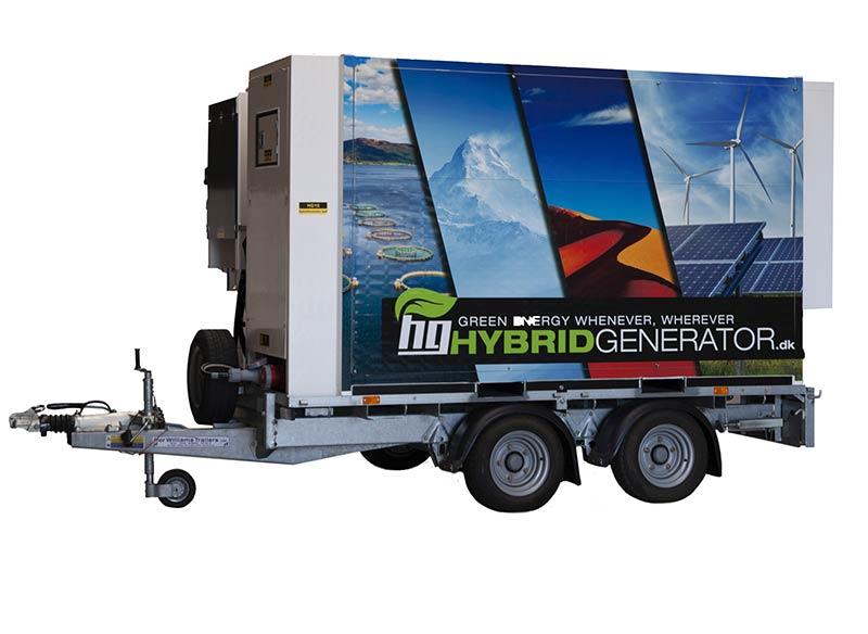 hybridgenerator-machine